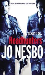 Headhunters af Jo Nesbo