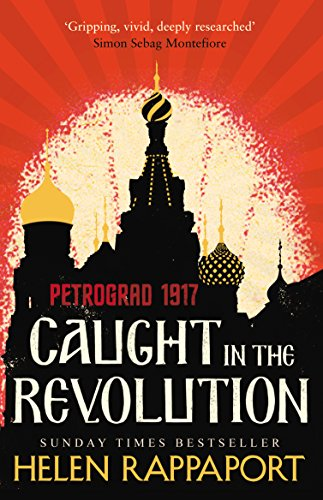 Caught in the Revolution cover
