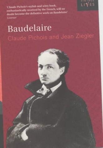 Image for Baudelaire (Vintage Lives)