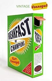 Breakfast of Champions: A Novel por Kurt…