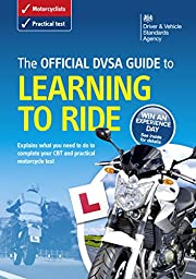The Official DVSA Guide to Learning to Ride…