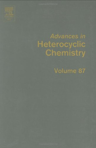 Advances in Heterocyclic Chemistry: 105