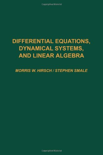 And linear algebra pdf equations differential