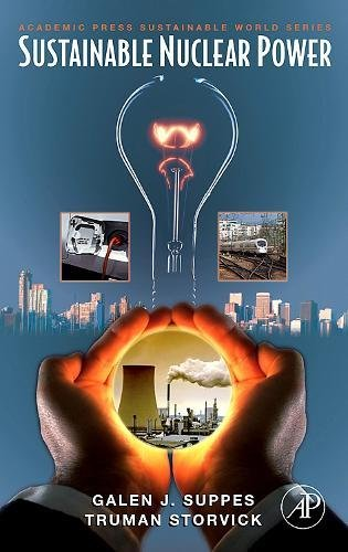 Image for Sustainable Nuclear Power (Academic Press Sustainable World)