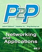 P2P Networking and Applications (Morgan…