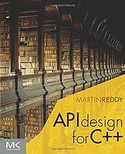 API Design for C – tekijä: Martin Reddy