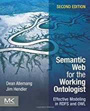 Semantic Web for the Working Ontologist,…