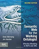 couverture du livre Semantic Web for the Working Ontologist, 2nd Edition