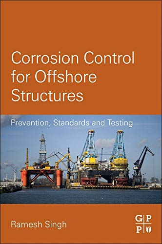 PDF] Corrosion Control for Offshore Structures: Cathodic Protection