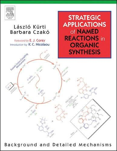 PDF] Strategic Applications of Named Reactions in Organic