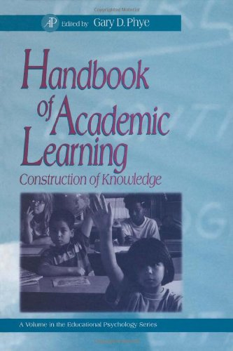PDF] Handbook of Academic Learning: Construction of Knowledge | Free