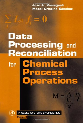 PDF] Data Processing and Reconciliation for Chemical Process