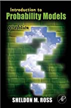Introduction to Probability Models by…