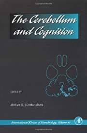 The Cerebellum and Cognition, Volume 41…