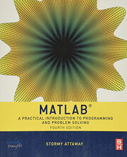 Pdf Matlab Fourth Edition A Practical Introduction To border=