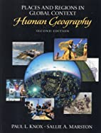 Places and regions in global context : human…