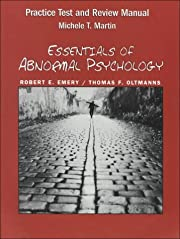 Essentials of Abnormal Psychology: Practice…