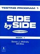 Side by Side Test Program, Level 1 by Steven…