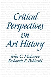 Critical perspectives on art history –…