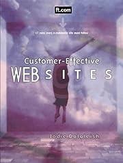 Customer-Effective Web Sites de Jodie…