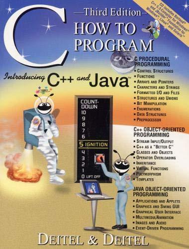 C Language Full Book