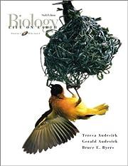Biology : life on Earth af Teresa Audesirk