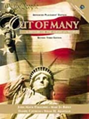 Out of Many: A History of the American…