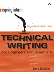 Spring Into Technical Writing for Engineers…