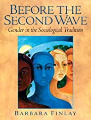 Before the Second Wave: Gender in the…