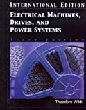 Electrical machines drives and power systems theodore wildi fandeluxe Gallery