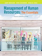 Management of Human Resources: The…