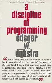 A Discipline of Programming (Prentice-Hall…