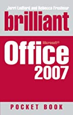 Brilliant Office 2007: Pocket Book by Jerri…