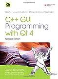couverture du livre C++ GUI Programming with Qt 4