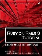 Ruby on Rails 3 Tutorial: Learn Rails by…