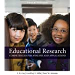 Educational Research: Competencies for Analysis and Applications (10th Edition) (MyEducation...