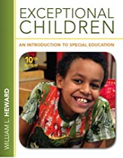 Exceptional Children: An Introduction to…