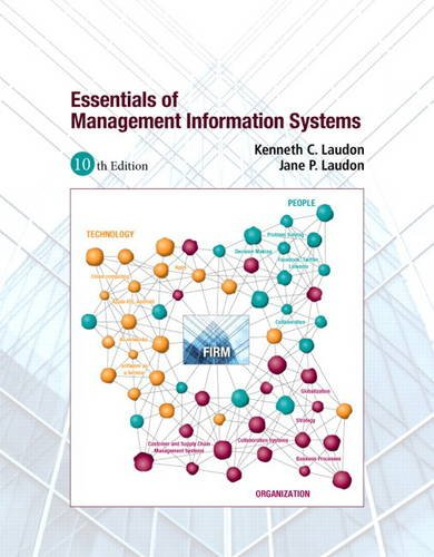 Information systems laudon ebook management