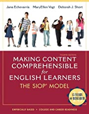 Making Content Comprehensible for English…
