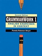 GrammarWork 1: English Exercises in Context…