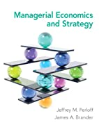 Managerial Economics and Strategy Plus NEW…