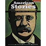 American Stories : A History of the United States, Combined, Black and White Plus NEW MyHist...