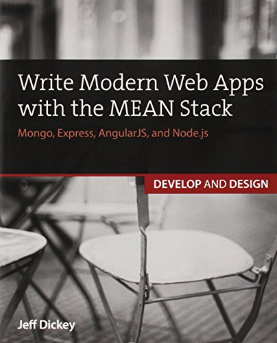 PDF] Write Modern Web Apps with the MEAN Stack: Mongo, Express