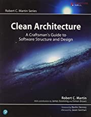 Clean Architecture: A Craftsman's Guide to…