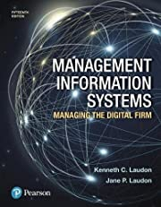 Management Information Systems: Managing the…