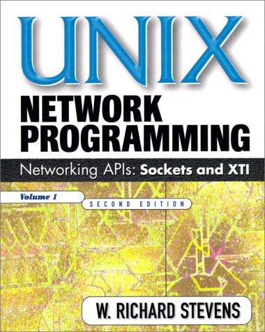 PDF] UNIX Network Programming: Networking APIs: Sockets and XTI