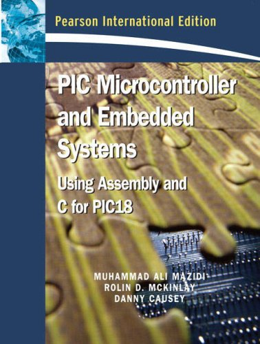 The 8051 Microcontroller And Embedded Systems Mazidi Pdf