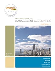 Introduction to Management Accounting,…