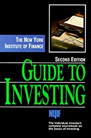 The New York Institute of Finance Guide to…