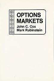 Options Markets av John C. Cox